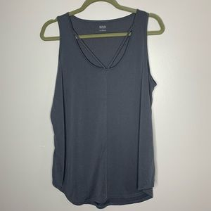 A.n.a gray cage front modal tank